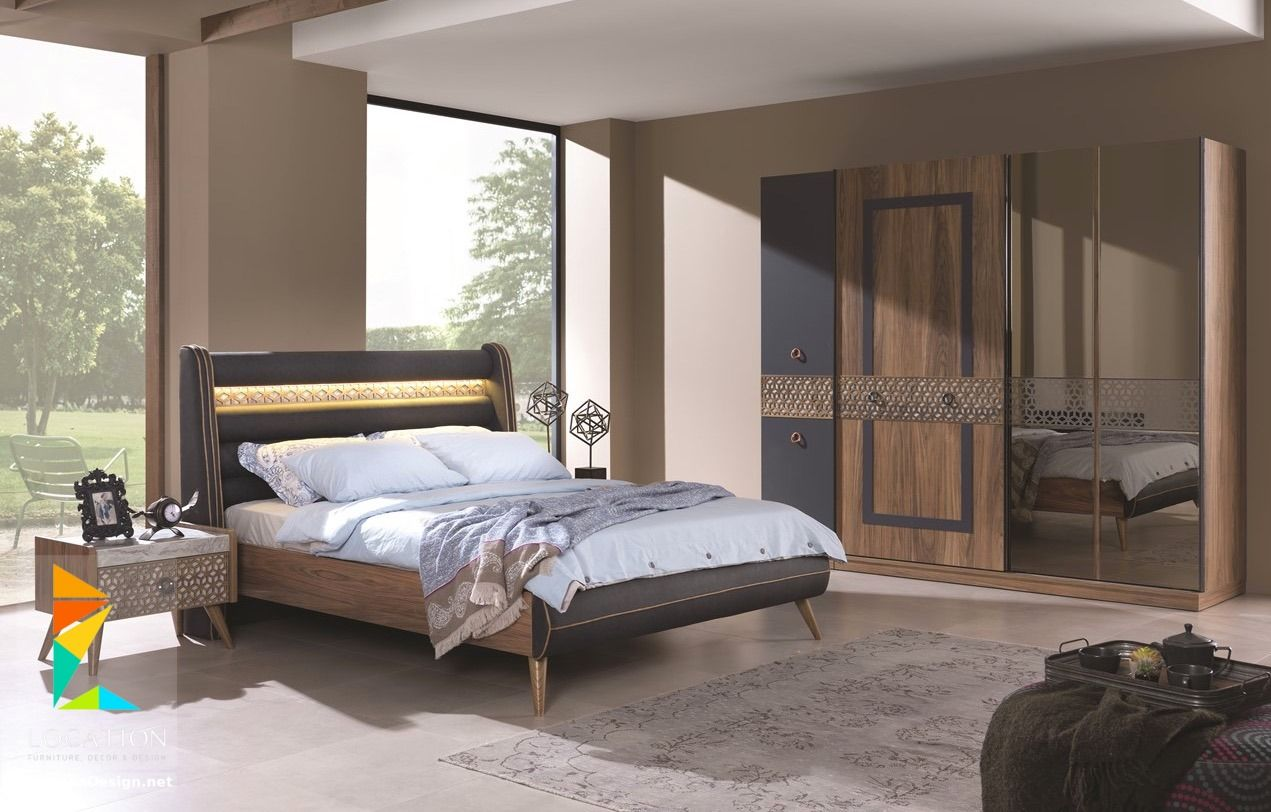 cb6c2437c احدث كتالوج صور غرف نوم 2019 - 2020   Bedrooms in 2019   Furniture ...