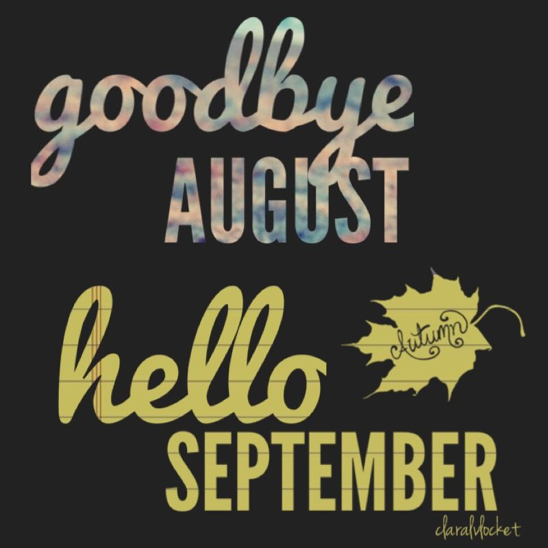 September Hello With Images Hello September Images Hello