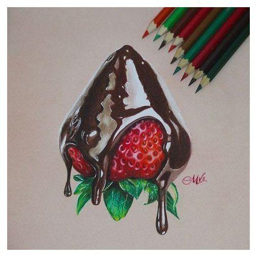 Sweet Rocket #drawing #strawberry #chocolate ,by: madethart #buntezeichnungen Sweet Rocket #drawing #stra Sweet Rocket #drawing #strawberry #chocolate ,by: madethart #buntezeichnungen Sweet Rocket #drawing #strawberry #chocolate ,by: madethart