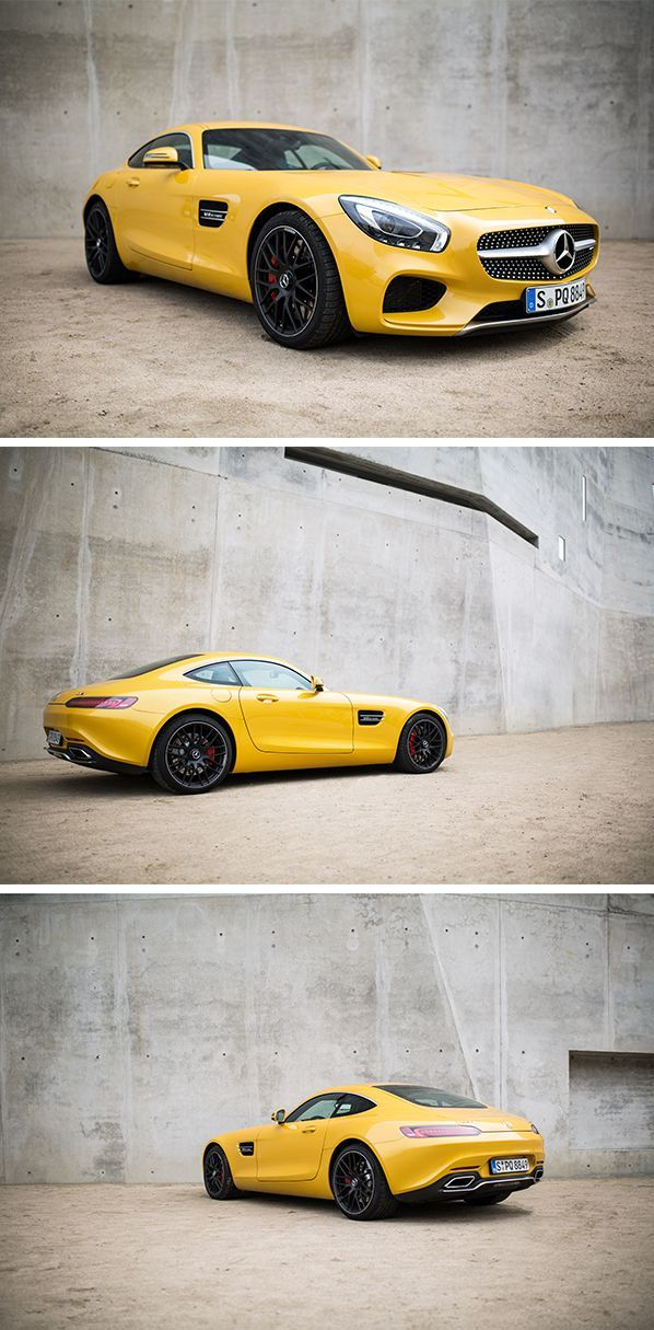 Awesome Exotic cars 2017: AMG GT Mercedes-AMG GT
