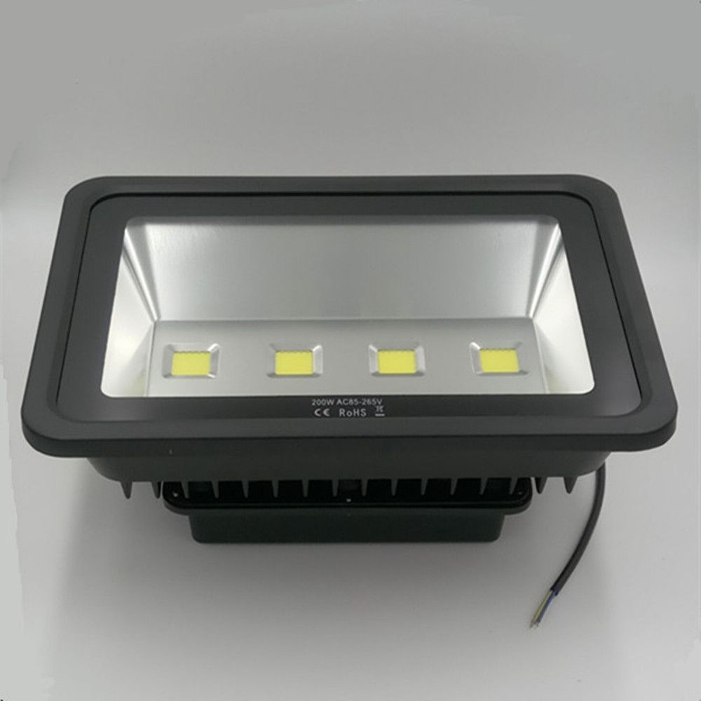 Led Flood Light 110v 220v 200w Floodlight Watts Led Spotlight Projector Outdoor Security Waterproof Outdoor Flood Lights Led Outdoor Lighting Outdoor Lighting