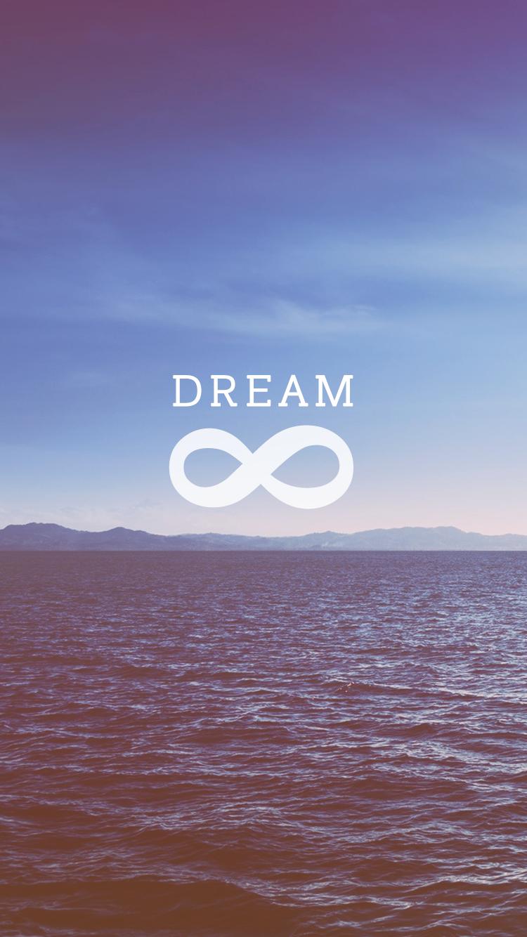 Iphone wallpaper tumblr ocean - Dream Infinity Open Ocean Iphone Wallpaper