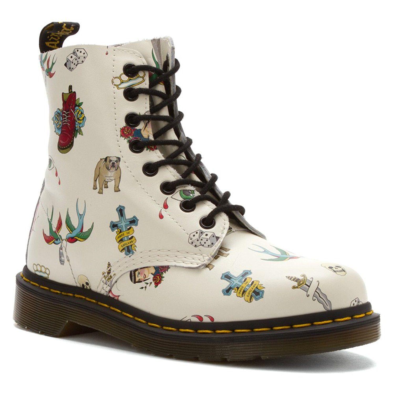 dr martens pascal boots femme chaussures et. Black Bedroom Furniture Sets. Home Design Ideas