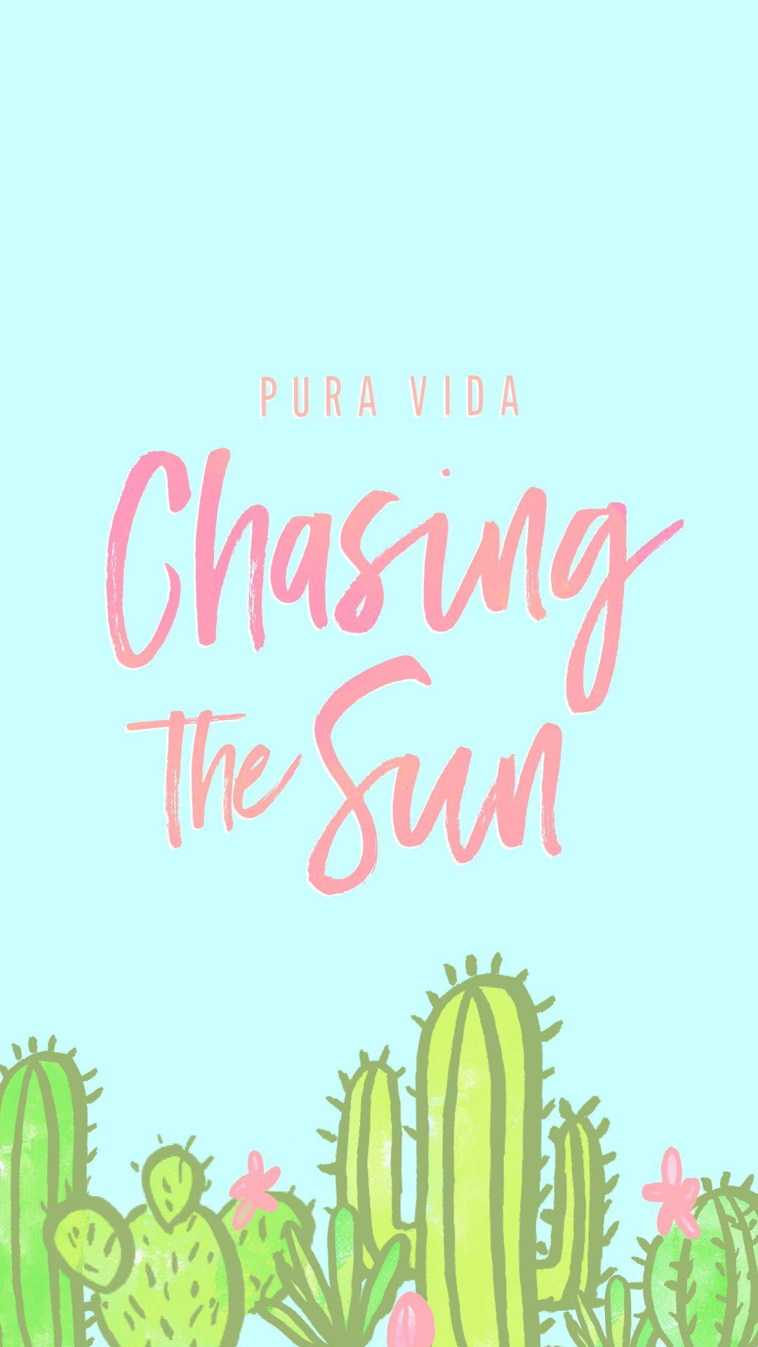 pura vida wallpaper  The Pura Vida Bracelets Blog - Sundaze Digi Downloads | iPhone ...