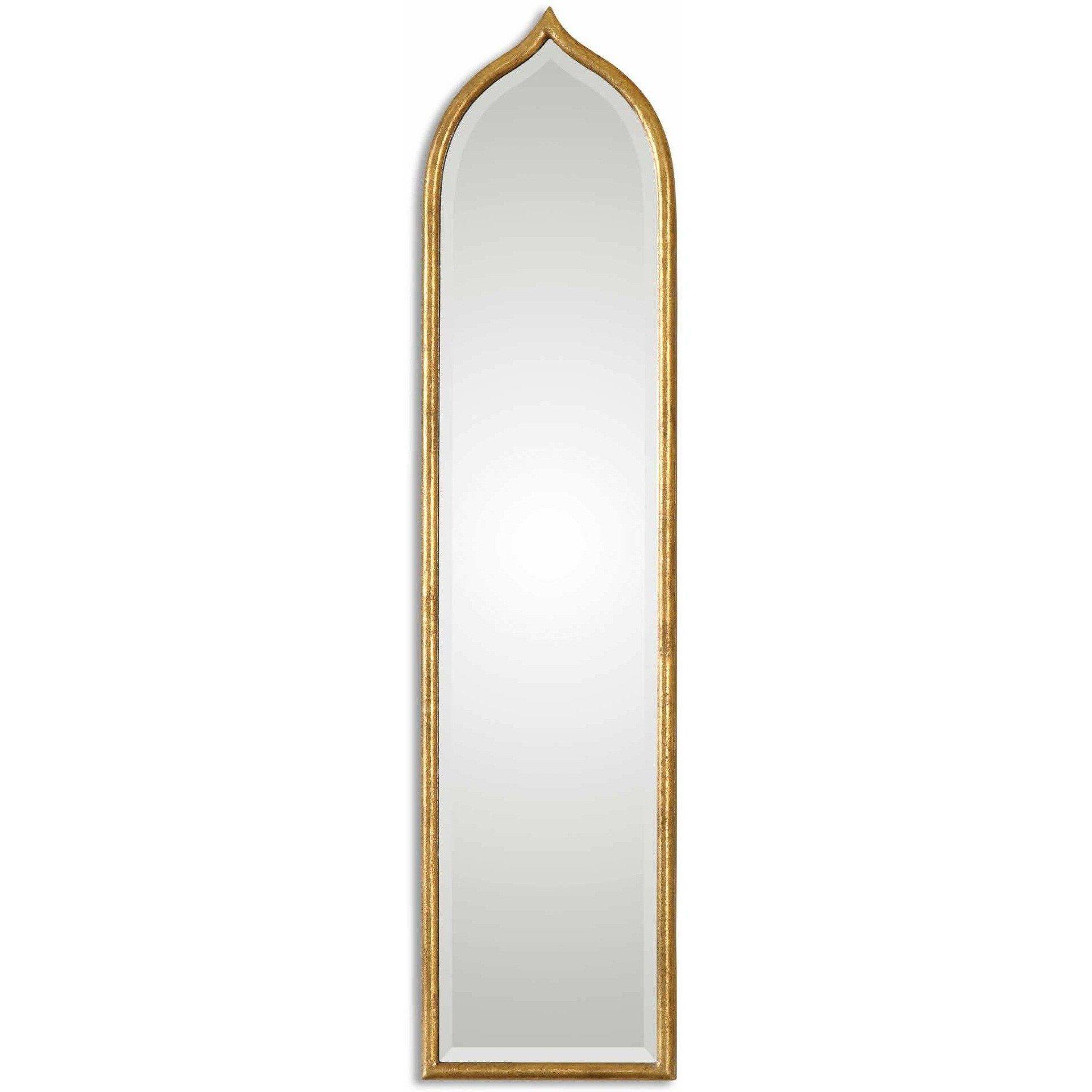 Uttermost 12910 Fedala Gold Mirror