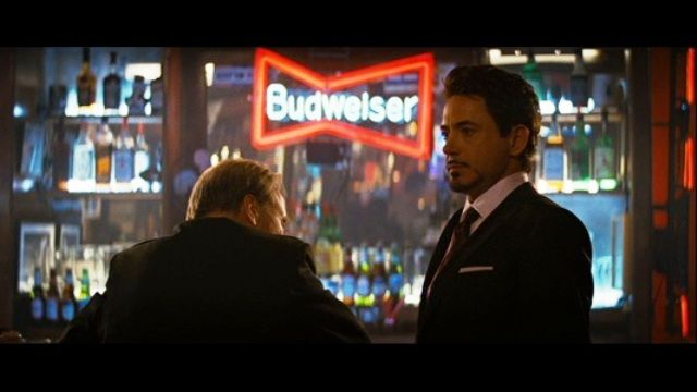 The Incredible Hulk post-credits-scene: Tony Stark shows up to a ...