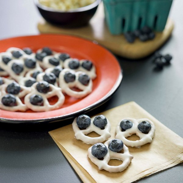 Don't let these Scary Berry Screaming Ghosts scare away your party guests!