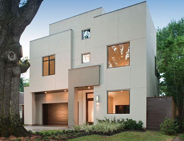 Fachadas De Casas Color Marfil Modelo De Casas Modernas Planos De Casas Pequenas Modernas Modelo De Fachada