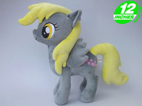 My Little Pony Derpy Hooves Knockoff plush
