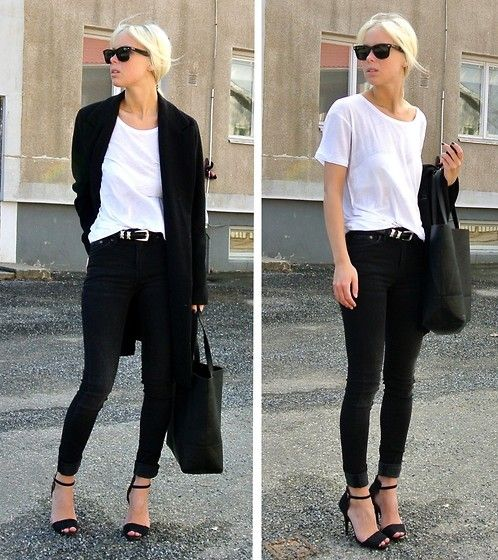 Just as simpel as that. (by #Victoria #Törnegren) http://lookbook.nu/look/3396325-Just-as-simpel-as-that