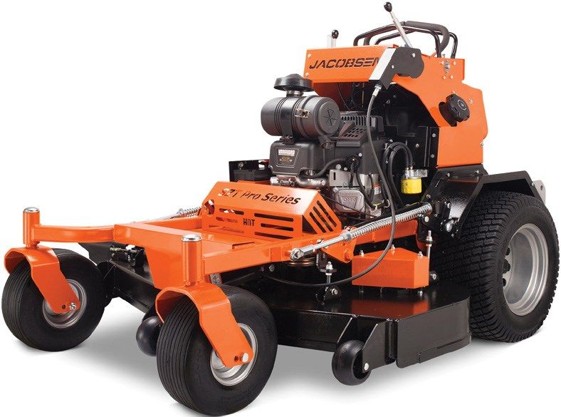 Our Guide To Stand On Commercial Mowers Commercial Mowers