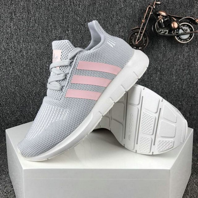 recognized brands sale retailer new style Adidas Tubular Shadow Knit Women Shoes Pink-Grey-White ...