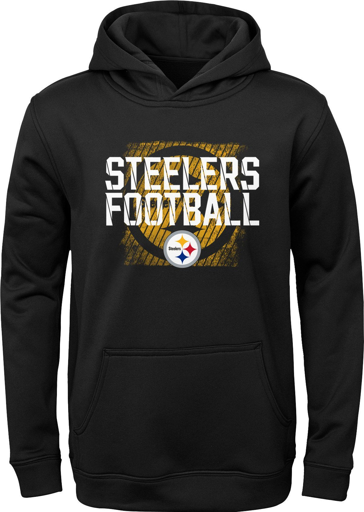 Team Apparel Youth Pittsburgh Attitude Pullover Hoodie  07cf332b2