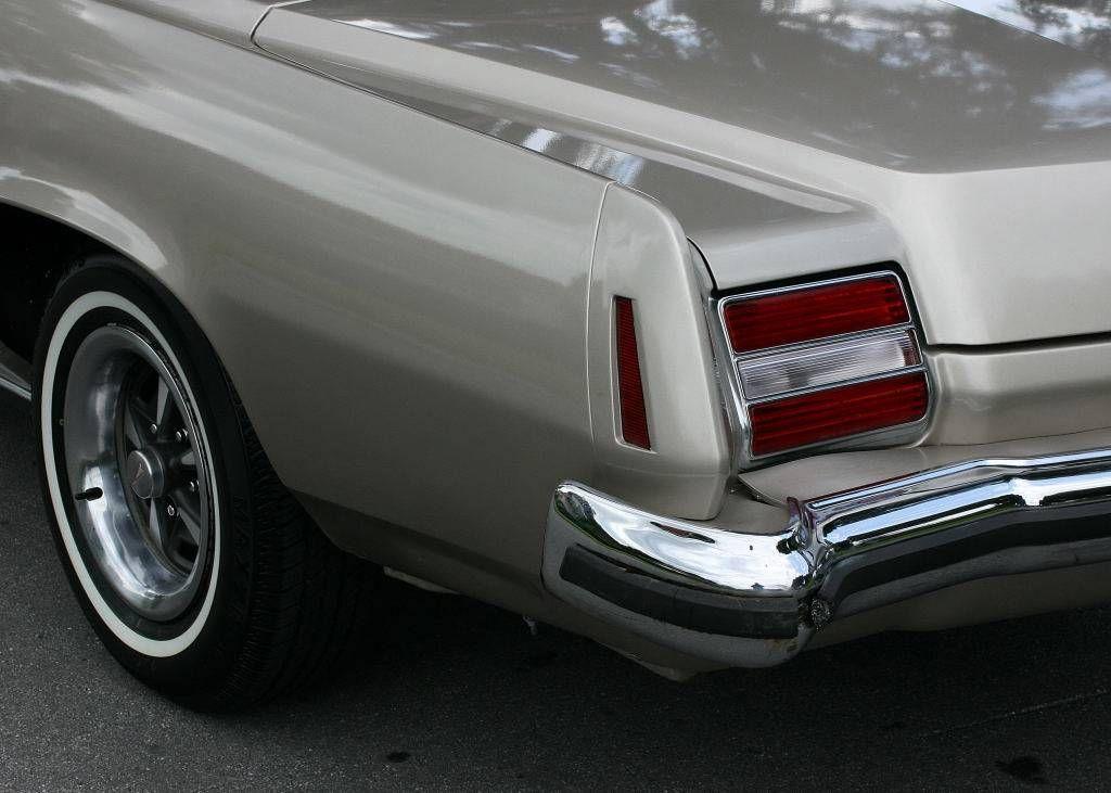 1973 Pontiac Grand Prix Original