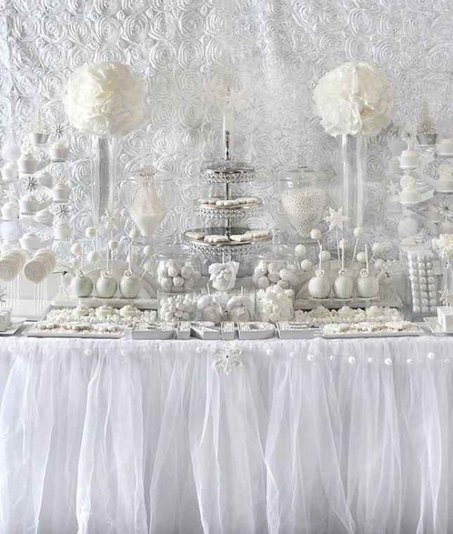 winter wonderland 100 beautiful bridal shower themes ideas via brit co