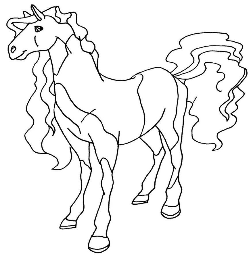 Coloriage De Horseland Et Des Dessins De Horseland A Imprimer Coloriage 39 Horse Coloring Pages Leaf Coloring Page Coloring Pages