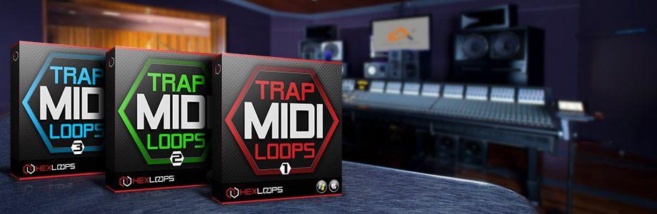 Instant Download Trap drum kits, Hip Hop drum samples for