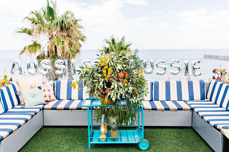 australia day party ideas host a glamorous version of a backyard