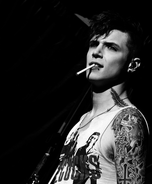 Andy Biersack Tumblr Edit