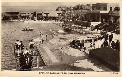 New brighton baths the wirral birkenhead and merseyside - Wirral hotels with swimming pools ...