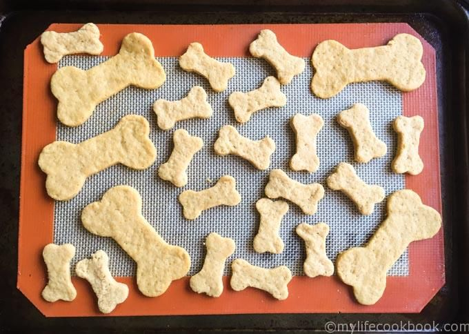 Easy Dog Biscuits Using Baby Food Recipe Easy Dog Treat