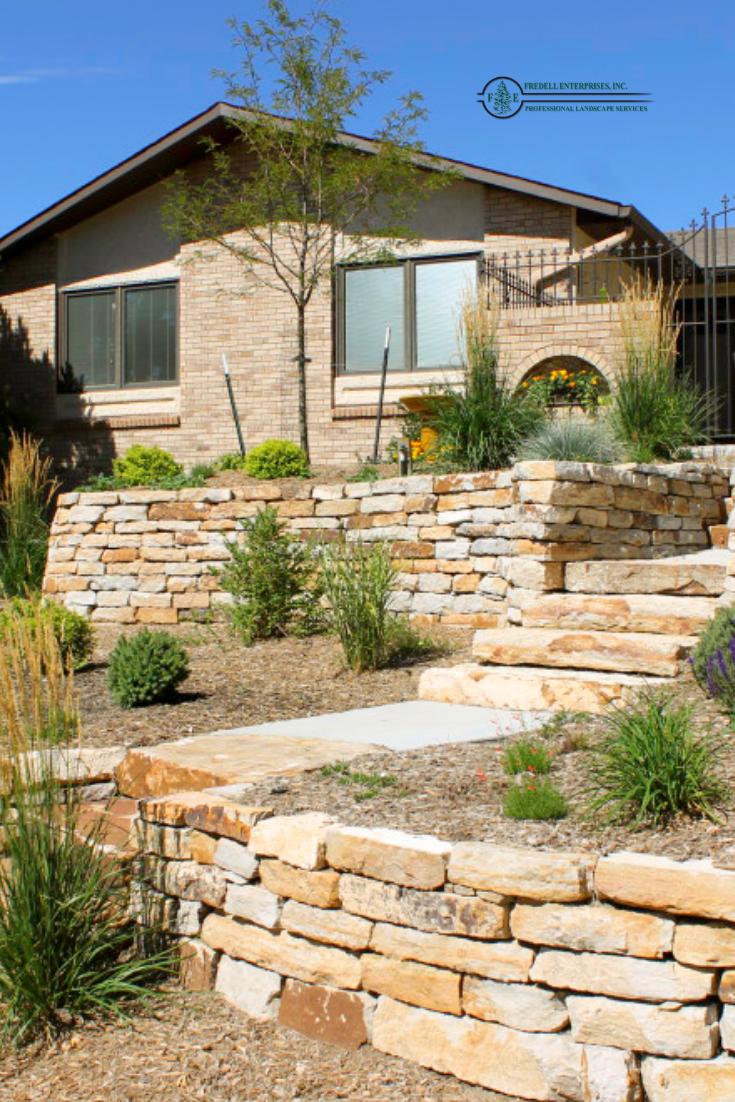 Retaining Walls Colorado Springs - Stone, Block, & Wood ... on Front Range Outdoor Living id=60086