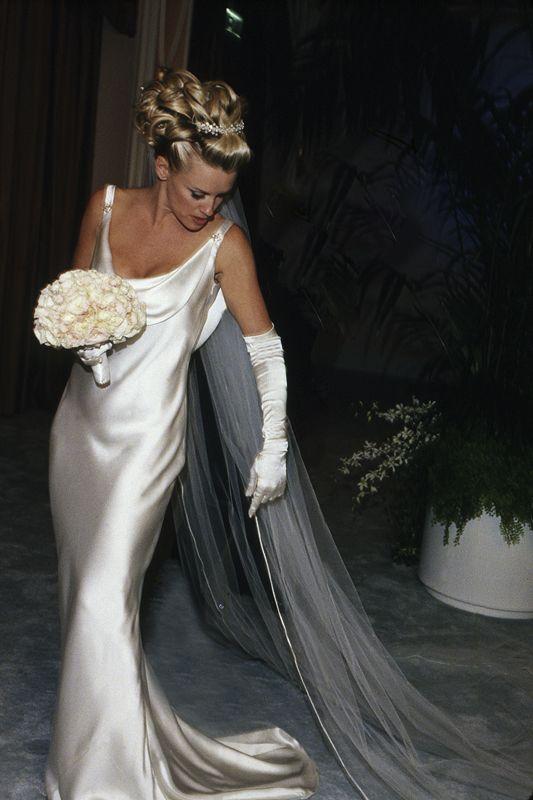 1000  images about Slip dress wedding dress on Pinterest - Bridal ...