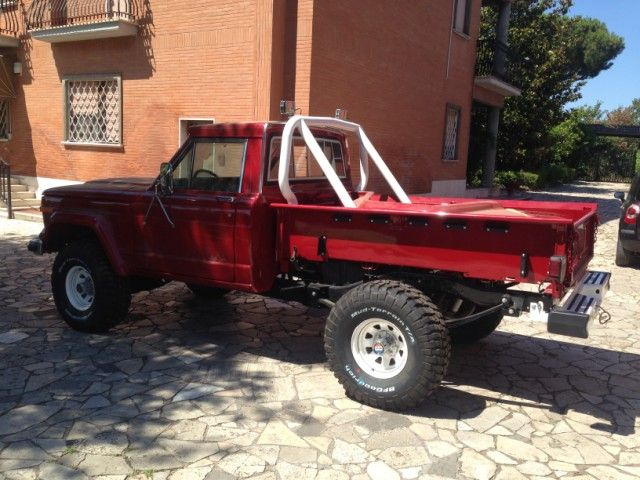 1980 Jeep J10 Honcho Sportside Restore Page 4 Jeep Jeep Pickup Old Jeep