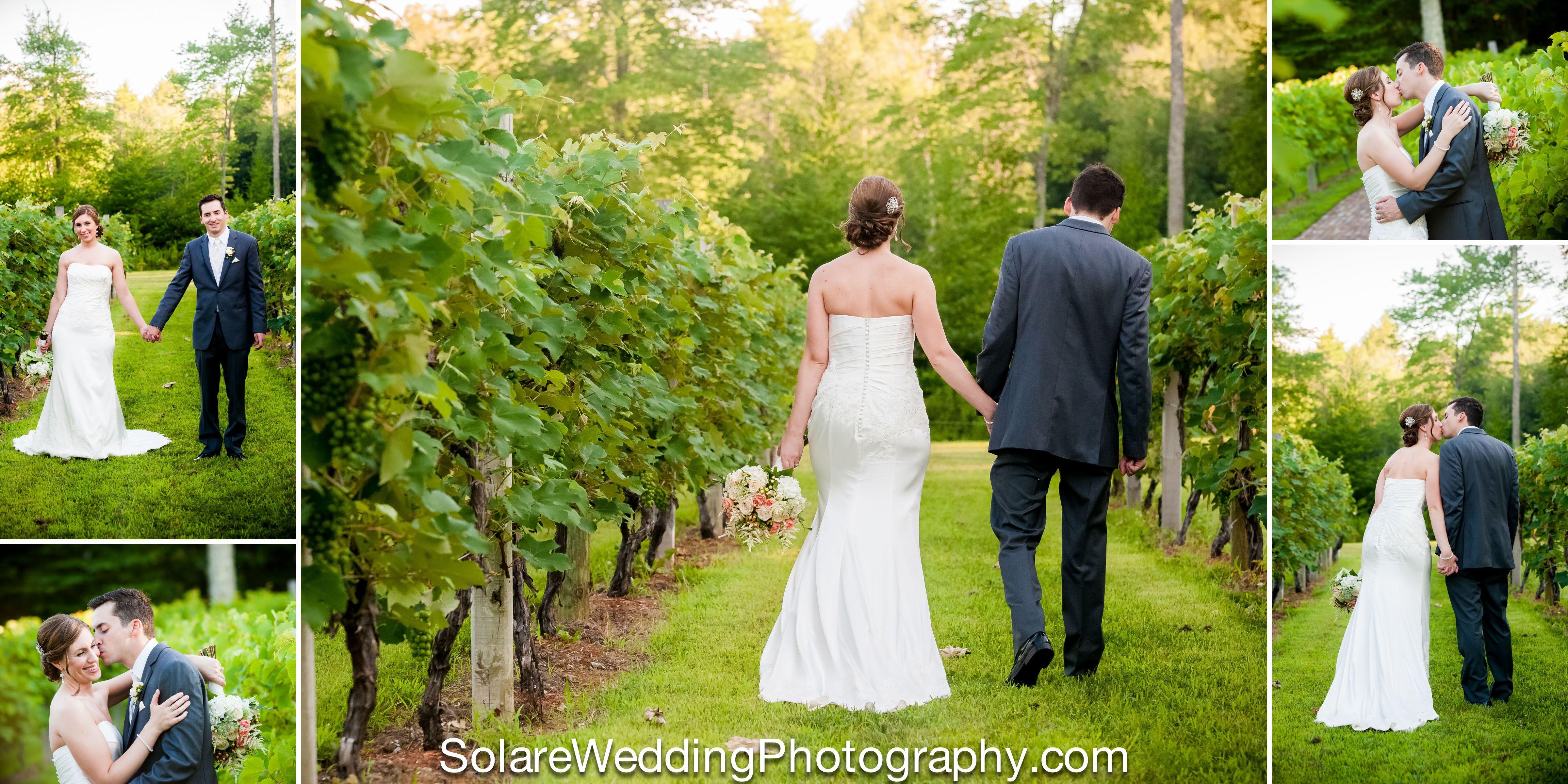 Wedding Photography At Zorvino Vineyards In Sandown Nh New Hampshire Wedding Photographers Zorvino Vineyard Vineyard Wedding Wedding Photography