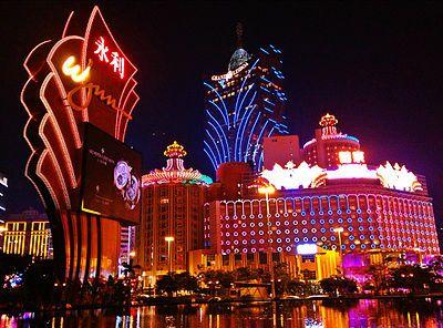 Los juegos de azar en Macao - China