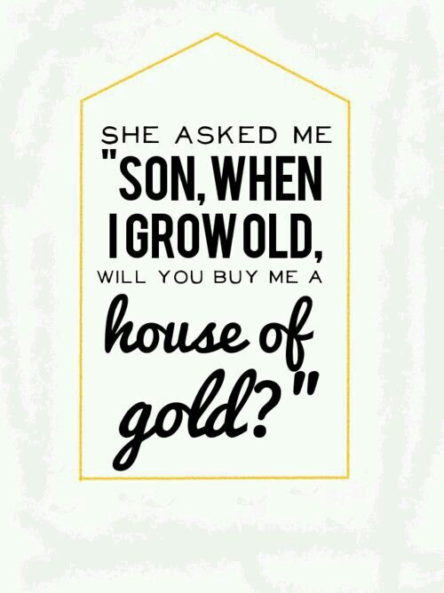 Twenty One Pilots~ House of Gold