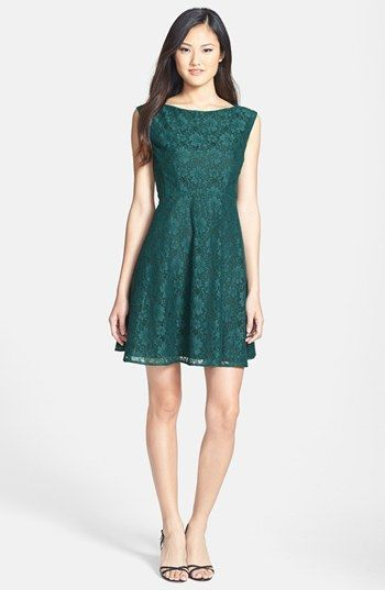 Womens Holiday Lace Dress French Connection