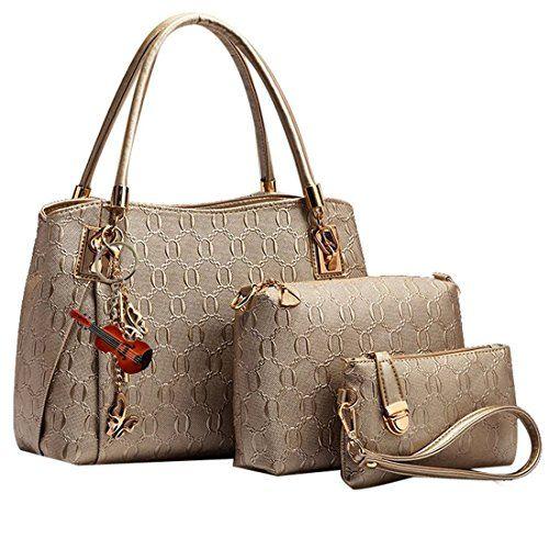 e85727fc11f2 Amazing Roo Women Tote Purse Bag Tote Shoulder Handbags W... https