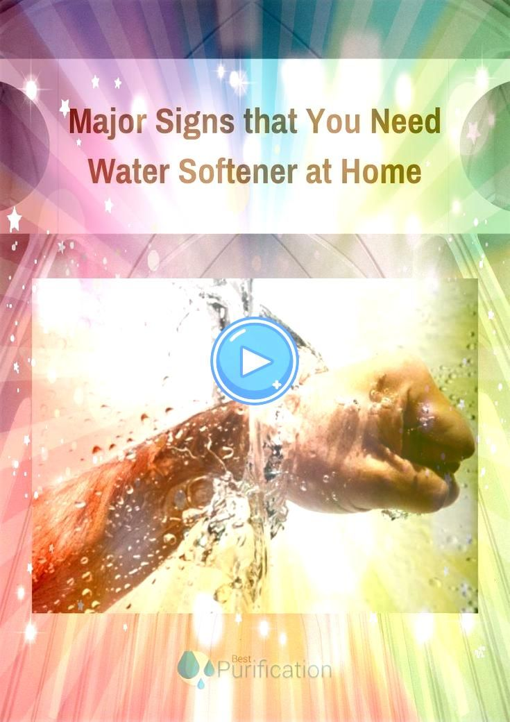 A Water Softener Necessary Here are the major signs that you need water softener in your homeHere are the major signs that you need water softener in your home 100 gallon...