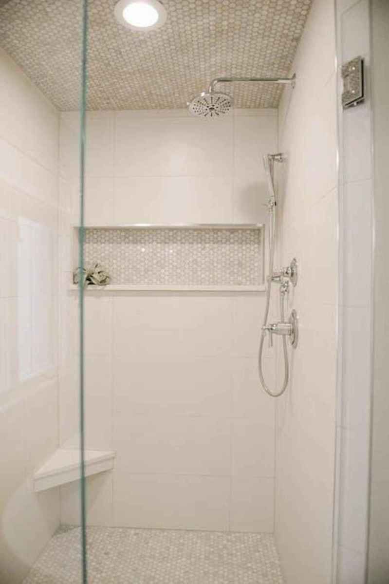 80 Stunning Tile Shower Designs Ideas For Bathroom Remodel 57