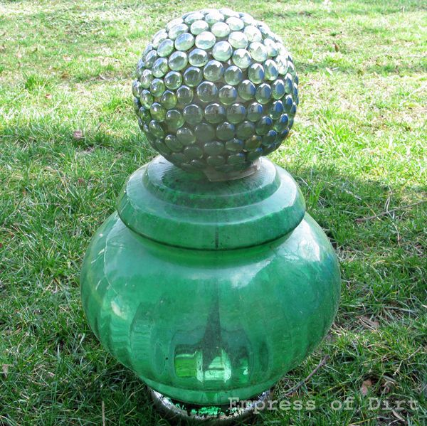 Decorative Yard Balls Diy Garden Art Balls Tips & Ideas  Garden Balls Globe And Garden