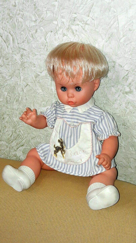 Bambola baci baci Italocremona 1965