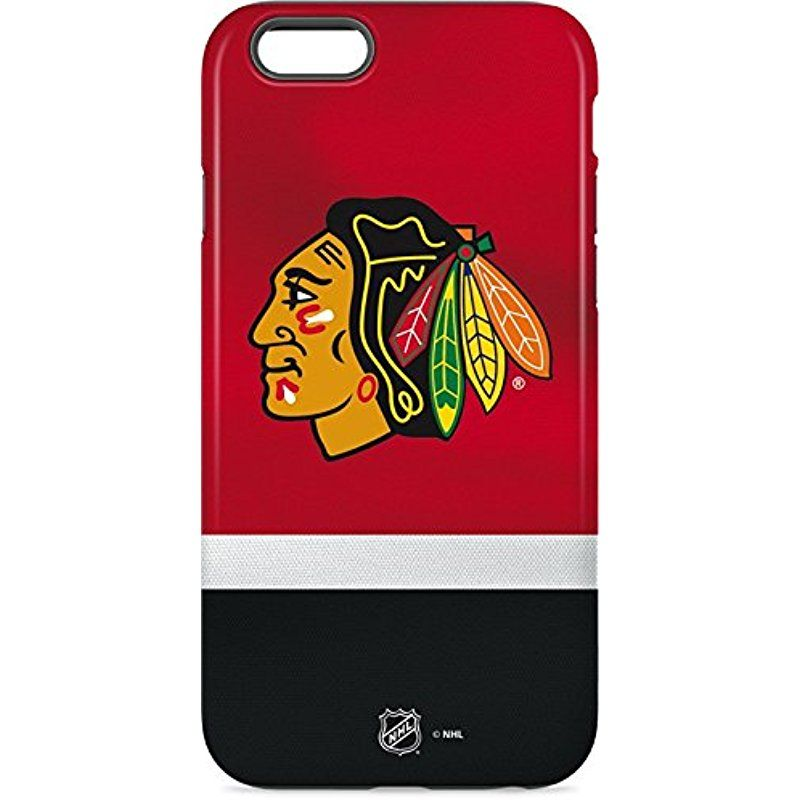 Skinit iPhone 6/6S Licensed Slim Dual Layered Case for NHL