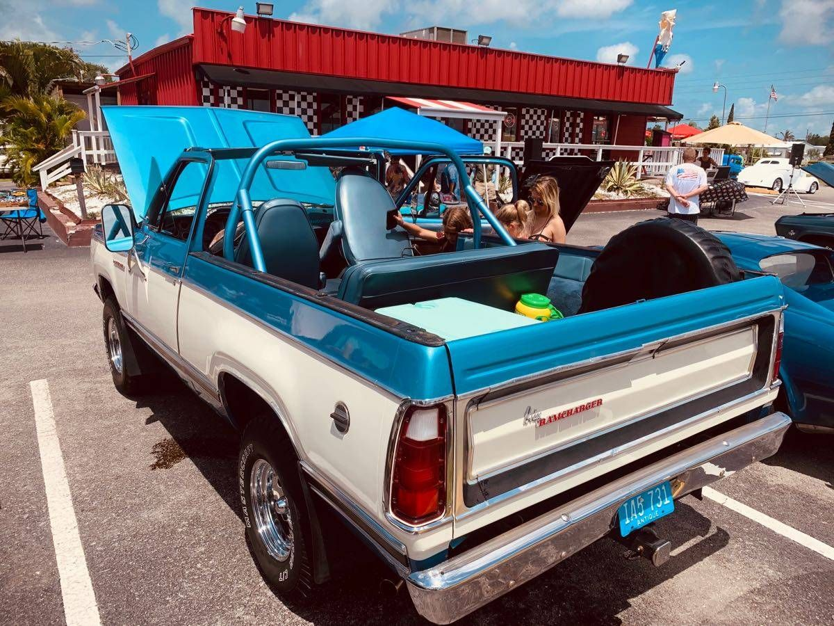 1978 Dodge Ramcharger 400ci Auto For Sale in Cherokee Park