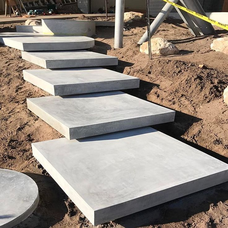 Exterior Lightingdesign Ideas: STEPS Really, Really, Ridiculously Good Looking Concrete