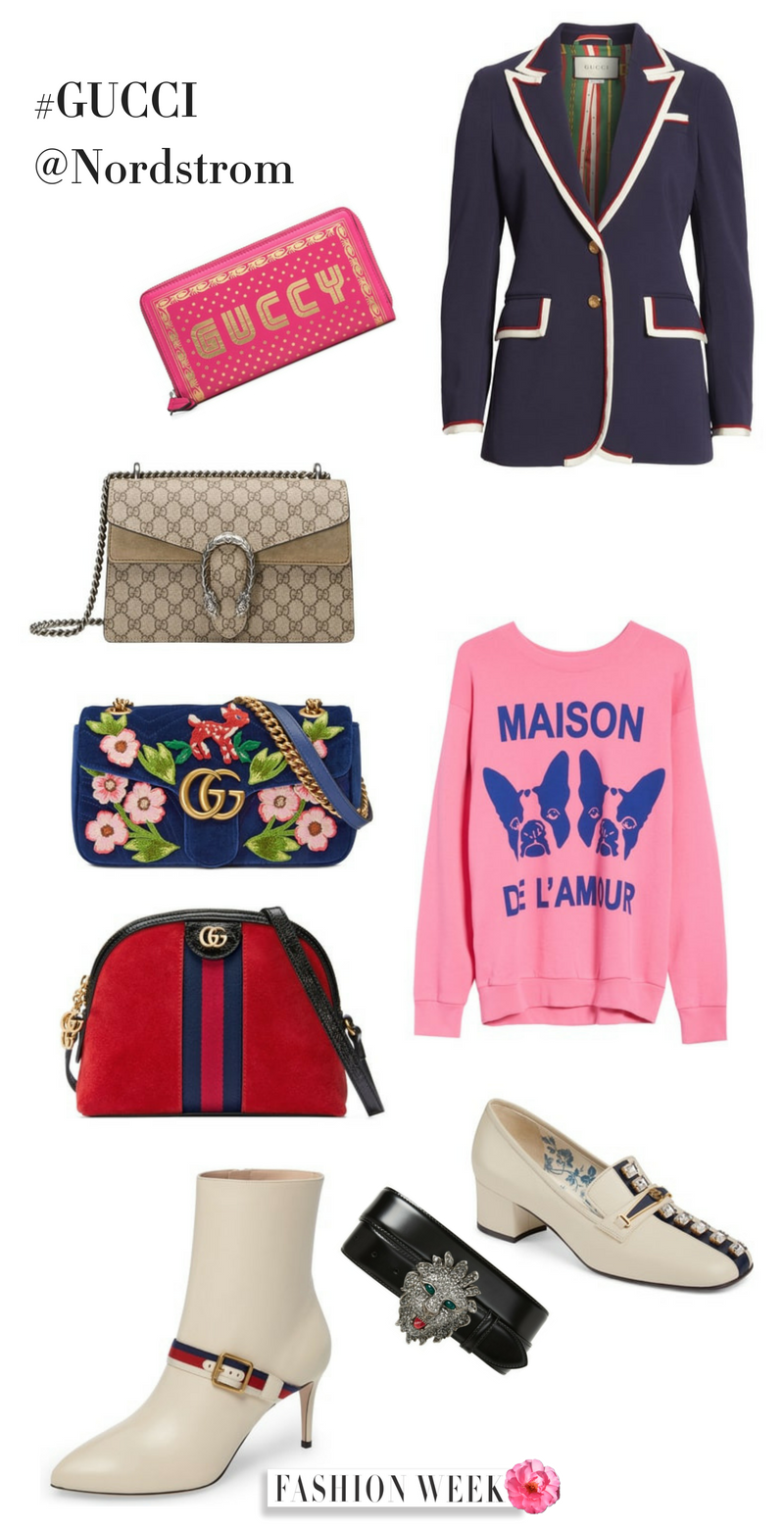 50e38d2931b Nordstrom s Fall GUCCI COLLECTION – Top 300+ Items  Gucci