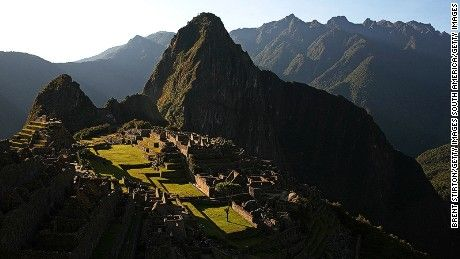Machu Picchu - Mysteries of the Sacred Valley of the Incas
