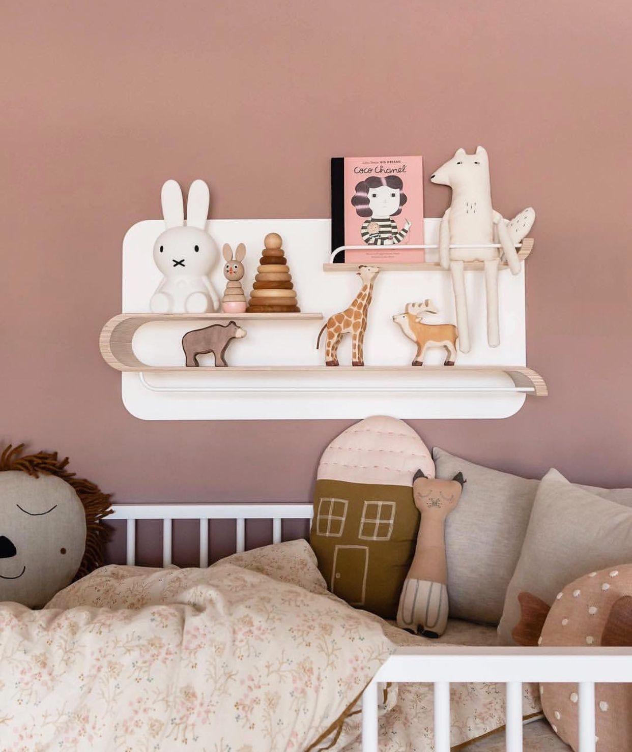 Sulking Room Pink Farrow&Ball   Kid room decor, Kids