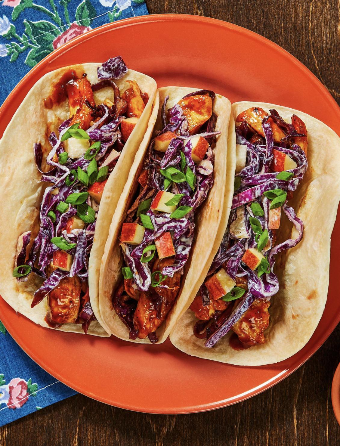 Bbq Chicken Tacos Taco Recipes Chicken Tacos Recipe Easy Chicken Taco Recipes