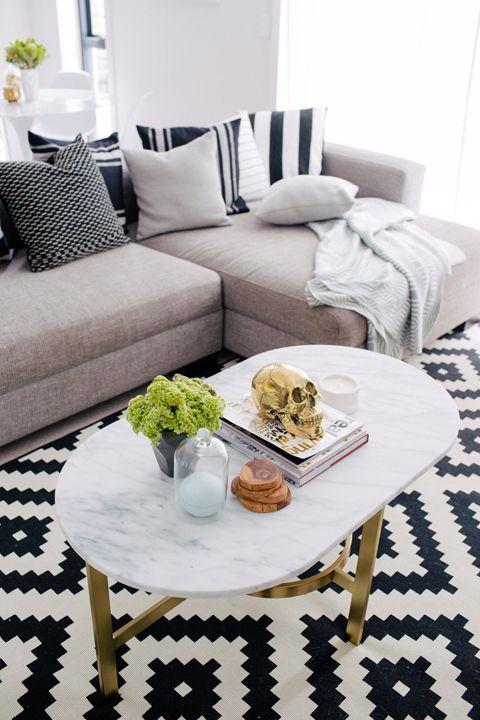 Teppich Living Pinterest Wohnzimmer und Teppiche - designer teppiche moderne einrichtung