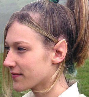 Female Fairy Ears