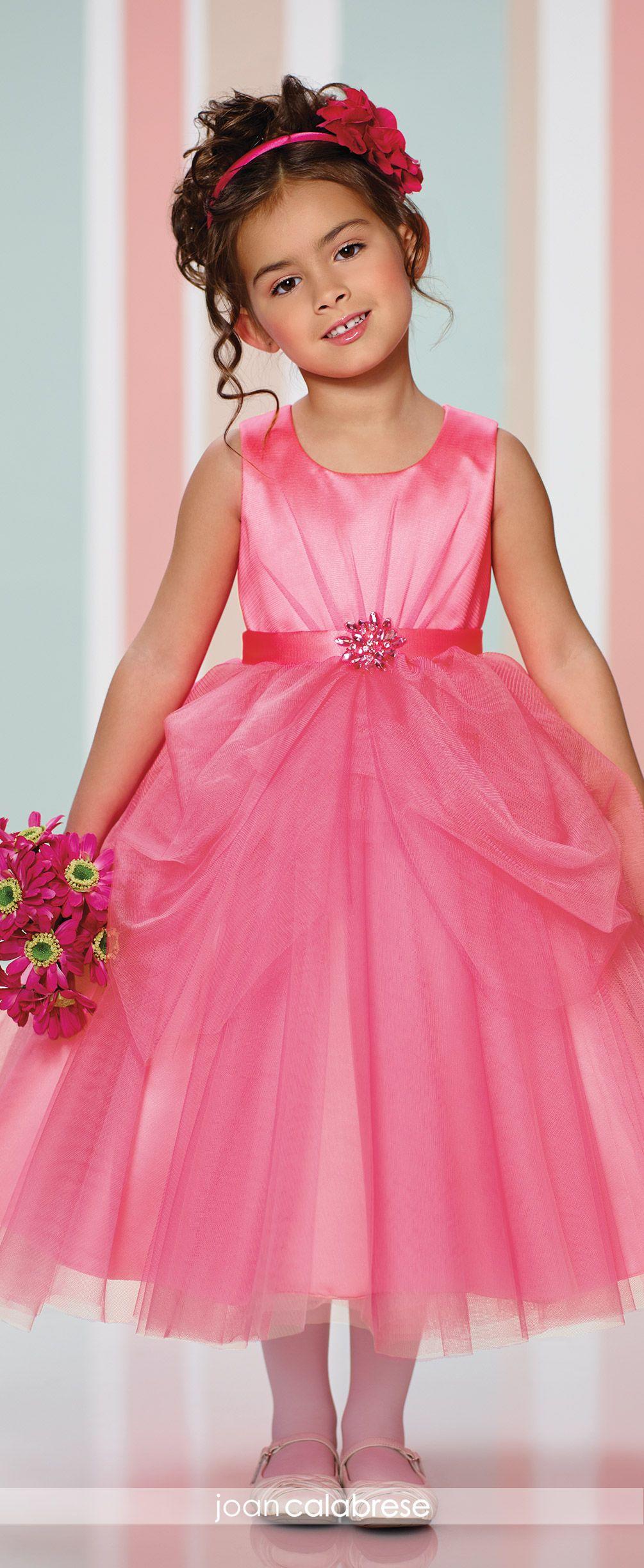 Joan Calabrese Flower Girl Dresses Pinterest Pink Flower Girl