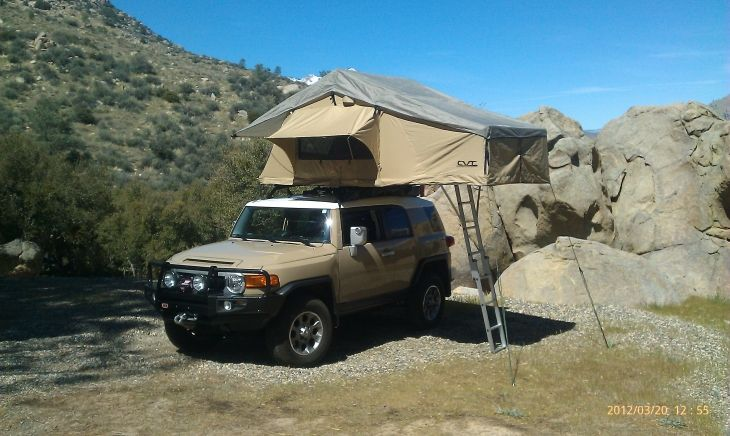 Roof Top Tent! & Roof Top Tent! | Roof Top Tents | Pinterest | Roof top tent Roof ...