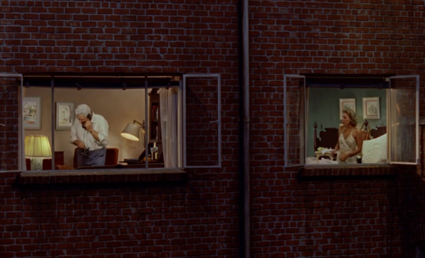 6 Writing Lessons from Alfred Hitchcock's Rear Window