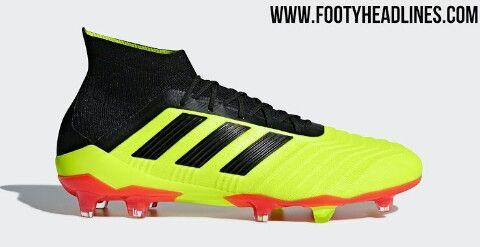 the latest de913 e9048 Adidas Predator 18.1 World Cup Pack
